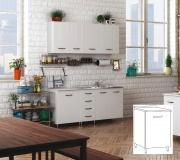 AZUR LINE BFB40KIT Mobile base cucina 40x50x85h cm Bianco