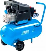 Abac 1129100021 Compressore Aria 24 Lt Motore 2 Hp Pressione 10 bar Pole Position L20