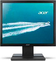 "Acer UM.BV6EE.001 Monitor PC LED 17"" 1280x1024px 100.000.000:1 VGA - V176LB"