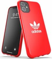 """Adidas 40536 Custodia Per Cellulare 6.1"""" Cover Rosso Bianco"""