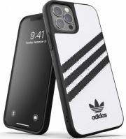 """Adidas 42238 3-Stripes Custodia Per Cellulare 6.1"""" Cover Nero Bianco"""