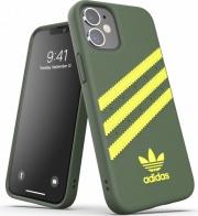 """Adidas 42253 Custodia Per Cellulare 5.4"""" Cover Verde Giallo"""