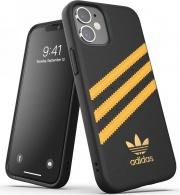 """Adidas 42479 3-Stripes Custodia Per Cellulare 5.4"""" Cover Nero Oro"""