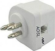 ADJ 100-00022 Filtro ADSL Tripolare colore Bianco