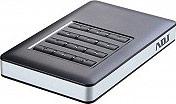 """ADJ Box Esterno Hard Disk HDD 2.5"""" Scocca protezione Dati 120-00019 Safe box"""