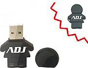 ADJ 141-00021 Lettore Micro Sd  Tf Card USB 2.0 colore Nero