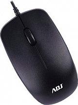 ADJ 510-00031 Mouse ottico 1000 DPI Mouse 3D colore Nero  MO5