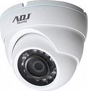 ADJ 700-00101 Telecamera HD Rotazione 360° Visione Notturna IP67 Bianco  A-101
