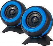 ADJ Casse per PC 2.0 Potenza 6 Watt USB colore Blu  Nero 760-00010
