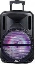 ADJ 760-00012 Cassa Bluetooth Karaoke 80 W+Microfono Wireless  Bob karaoke
