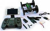 ADJ 790-00001 Drone con Videocamera Wifi Dual Mode Macchina 4WD  Maverik