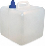 Adriatic 474 Tanica 18 Litri in Polietilene Uso liquidi alimentari con rubinetto