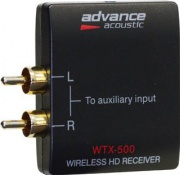 Advance Acoustic WTX-500 Ricevitore audio bluetooth