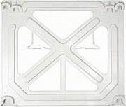 Aeg Accessorio Colonna Bucato Kit Congiunzione Lavatrici Asciugatrici 60cm BR11
