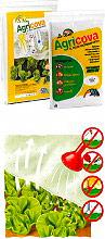 MANIVER AGR010 Telo di protezione Agricolo per sementi e piantine 1.6x10 metri