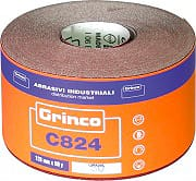 Abrasivi Industriali C824 GRANA 220 Carta vetrata 120x45 mt Grana 220 C824