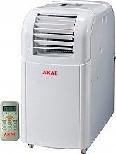 Akai ACP7000 Condizionatore portatile 7000 Btu Climatizzatore Deumidificatore