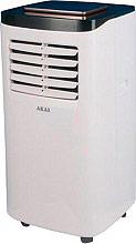 Akai ACP8200 Condizionatore portatile 8000 Btu Climatizzatore Timer