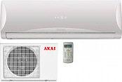 Akai Condizionatore Inverter 12000 Btu Climatizzatore Pompa Calore WiFi Mistral 12500
