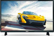 "Akai TV LED 32"" HD Ready DVB T2 Smart Tv Android Tv Wifi USB AKTv3222TWH ITA"