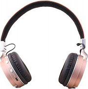 Akai BTH08 Cuffie Bluetooth ad Archetto Cuffie Dj colore Beige