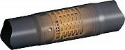 Ala 2000 12101 Tubo Irrigazione Giardino Gocciolante 2 lh 16 mm Passo 30 cm Rotolo 25 mt