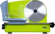 Ala SL520 Affettatrice Elettrica Lama Acciaio 22 cm 150W Verde