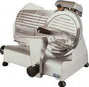 Ala Affettatrice Professionale Elettrica 200W Lama 27 cm Alluminio Acciaio SL820