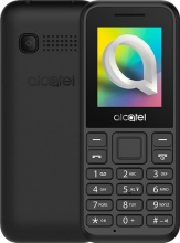 "Alcatel 1066D-2AALIT1 Telefono Cellulare Dual Sim Display 1.8"" micro USB Nero"