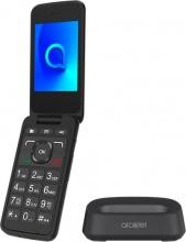 """Alcatel 3026X-2BALWE1 Telefono Cellulare a Conchiglia 2.8"""" Bluetooth Silver"""
