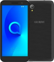 """Alcatel 5033D-2HALWEA 1 Smartphone 5"""" Touch 8 Gb Bluetooth GPS Android Nero"""