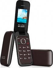 Alcatel One Touch 1035D Telefono cellulare Dual SIM GSM USB Radio 1035D-2CALIT1