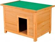 AllMyPets D0D014 Cuccia Per Cani Impermeabile Esterno Legno Di Abete 85x58x58cm