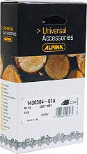 """ALPINA 1430660-01A Catena Motosega Passo 14"""" Spessore 1.3 mm per modello CP300C"""