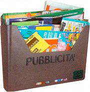 NBrand Cubo Cassetta Porta Pubblicità Condominiale dimensioni 35x75x25 colore Ghisa