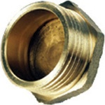 Amaflex B14718 Idraulica Tappo Maschio 292 gr 3  8 O.G. Pezzi 10