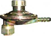 Amaflex BLGHU666 Regolatore Per Gas T.Variabile a Squadro Placchette 6