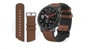 Xiaomi A1902ALUMINIUM Smartwatch GPS Orologio Cardio Bluetooth AMOLED Alluminio Marrone GT47MM