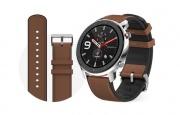 Xiaomi A1902STAINLESS Smartwatch GPS Orologio Cardio Bluetooth AMOLED Inox Marrone GT47MM