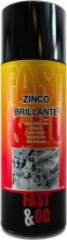 Ambro-Sol ST49BFAST400X12 Fast & Go Zinco Brillante ml 400 Pezzi 12