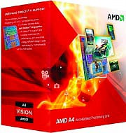 Amd Cpu Processore Dual Core Socket FM2 + grafica Radeon AD6300OKHLBOX A46300