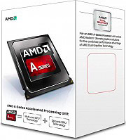 Amd A4-7300 - Cpu Processore Dual Core 3,8GHz Socket FM2+ AD7300OKHLBOX A series