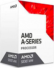 Amd AD9700AGABBOX Cpu Processore QuadCore A10-9700 3.5 GHz Socket AM4