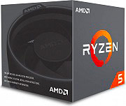 Amd YD2600BBAFBOX Processore CPU Ryzen 5 2600 Hexa Core 3.9 GHz Socket AM4