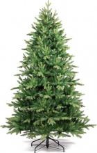 Amicasa Abete Alberi di Natale da addobbare Cm 180 Pe Pvc