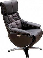 Amicasa Alpha 128_BK Poltrona relax elettrica Poltrona reclinabile 84x86x11184cm