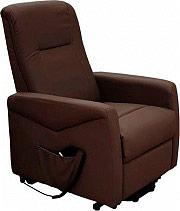 Amicasa HS8076C Poltrona relax elettrica Poltrona reclinabile alzapersona