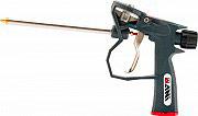 Ani Pist_poliuretano Erogatore a Pistola per schiuma di poliuretano corpo ottone lunghezza 30 cm