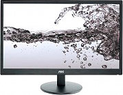 "Aoc E2270SWN Monitor LED 21.5"" Wide Full HD 5ms VGA Vesa"