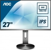 "Aoc Q2790PQE Monitor PC 27"" W-LED USB HDMI DisplayPorts"